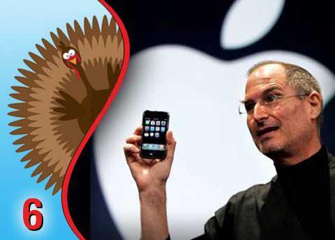 6. Apple