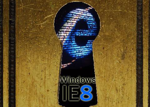 A test drive of the brand new IE 8 early beta
