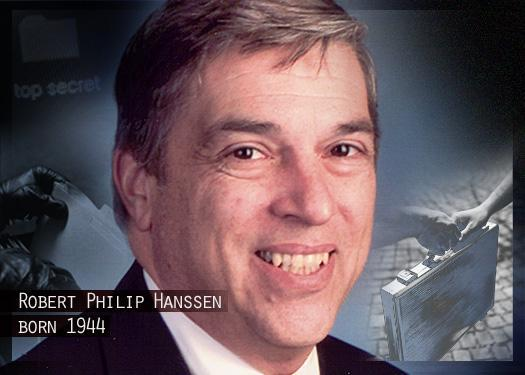 Robert Philip Hanssen (born 1944)