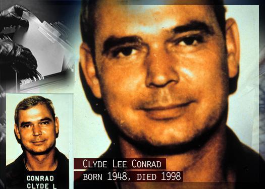 Clyde Lee Conrad (born 1948, died 1998)