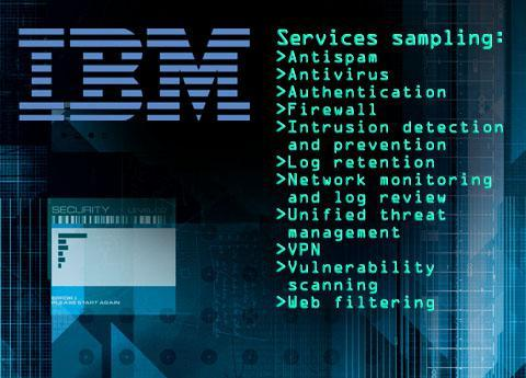 IBM Internet Security Services