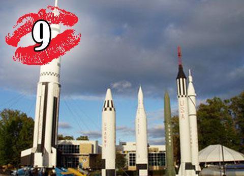 U.S. Space & Rocket Center, Huntsville, Ala.