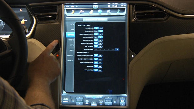 Researchers demonstrate remote attack against Tesla Model S