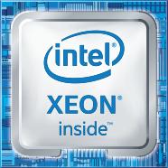Intel Xeon processor chip