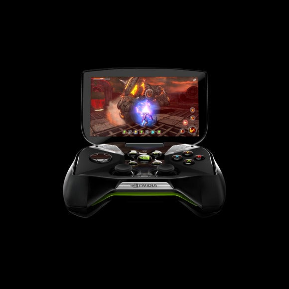 Nvidia Shield gaming handheld front (3)