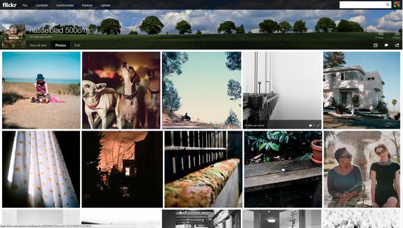 New Flickr