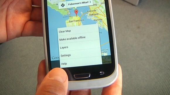 Tech Tip - offline maps