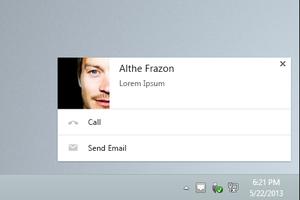 Chrome notifications (1)