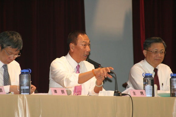 Foxconn CEO Terry Gou (3)