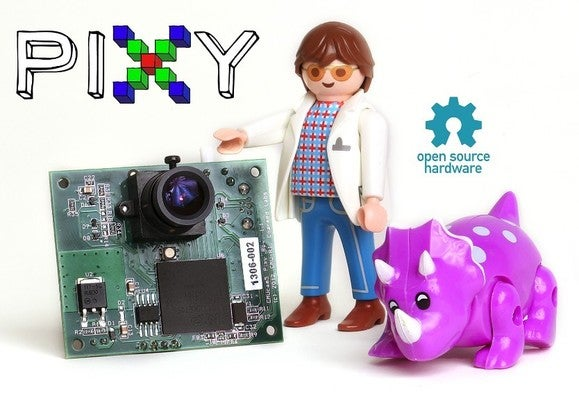 Open-source project Pixy aims to give vision to hobbyists' robots