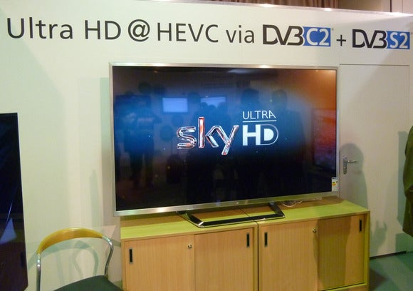 HEVC 4K TV at IFA