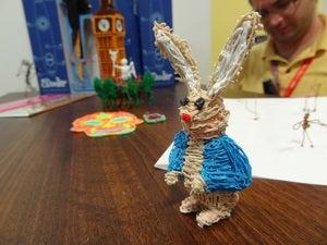 3Doodler bunny