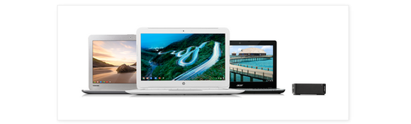 New Chromebooks