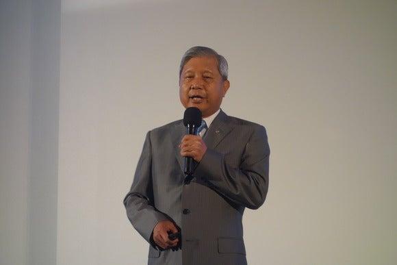 Acer CEO JT Wang