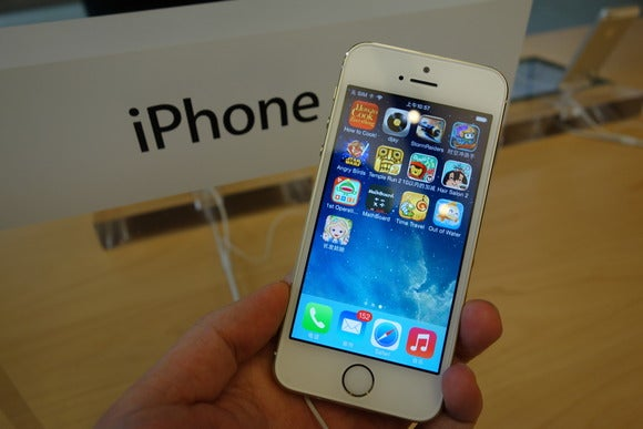 Apple China iPhone 5S