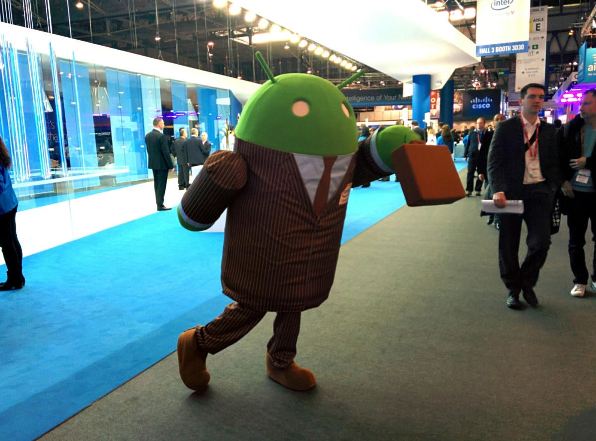 Android's media processing components are riddled with critical vulnerabilities