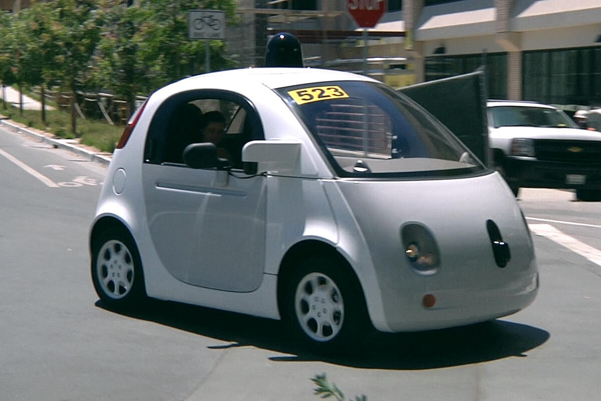 How Many Google Self Driving Cars Are There