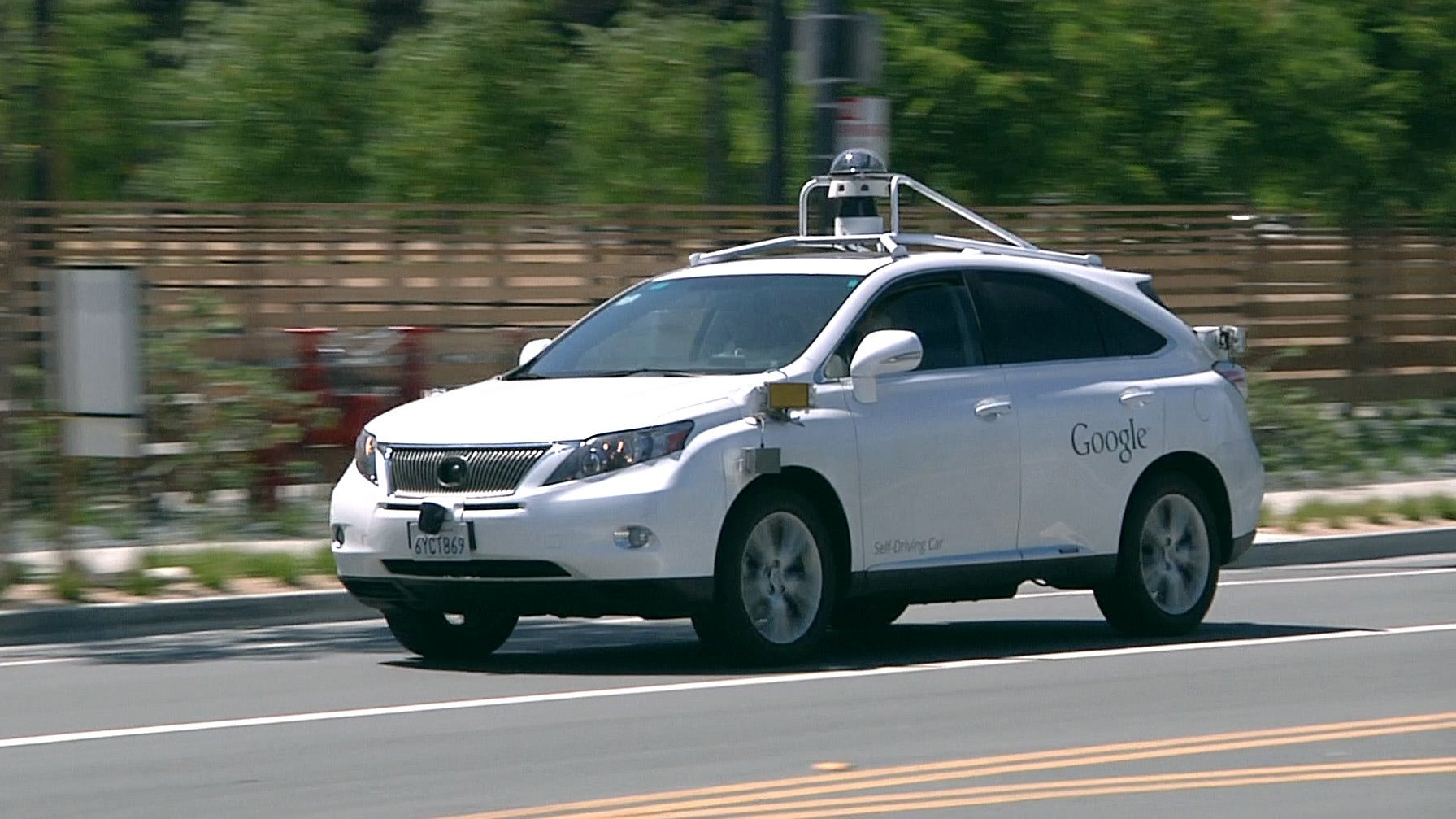 googles self driving car Google's self-driving cars don't have a flawless safety record, but it's clearer than  ever that careless human drivers remain the greater threat.