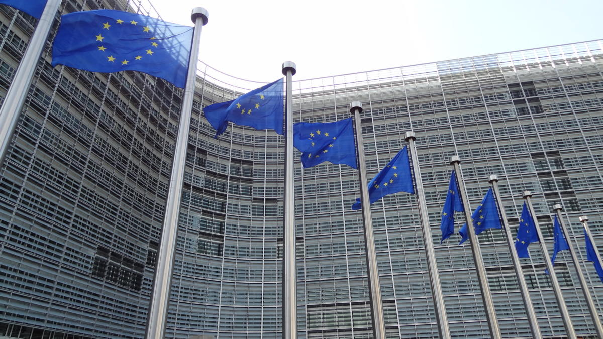The European Commission headquarters in Brussels (8)