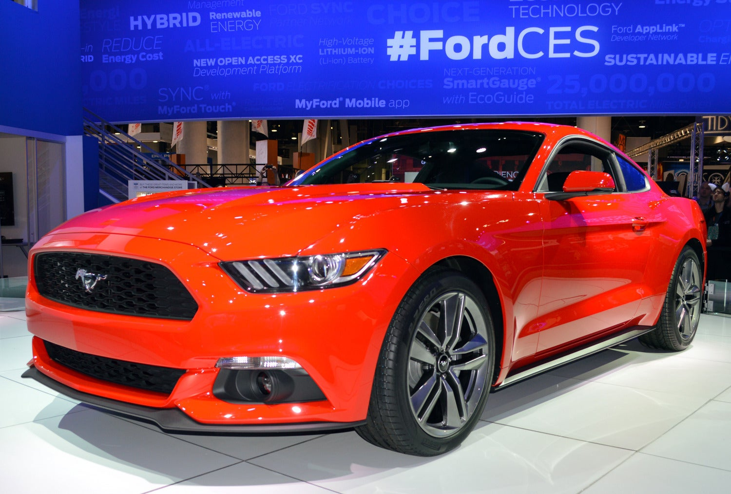 Forget The Gadgets Come To Ces 2016 For The Cars Cio
