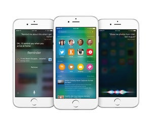 iOS 9 on iPhone 6