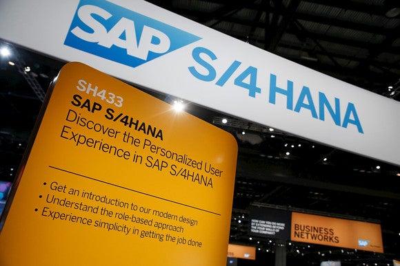SAP's S4/Hana at Sapphire Now 2015