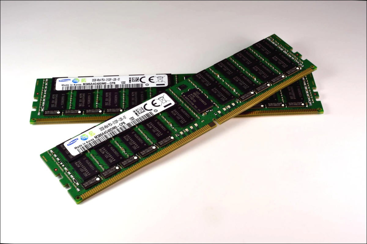 DRAM will live on as DDR5 memory