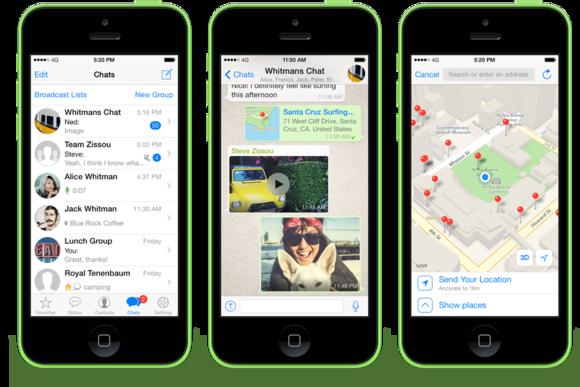 Facebook gambles $16 billion on WhatsApp