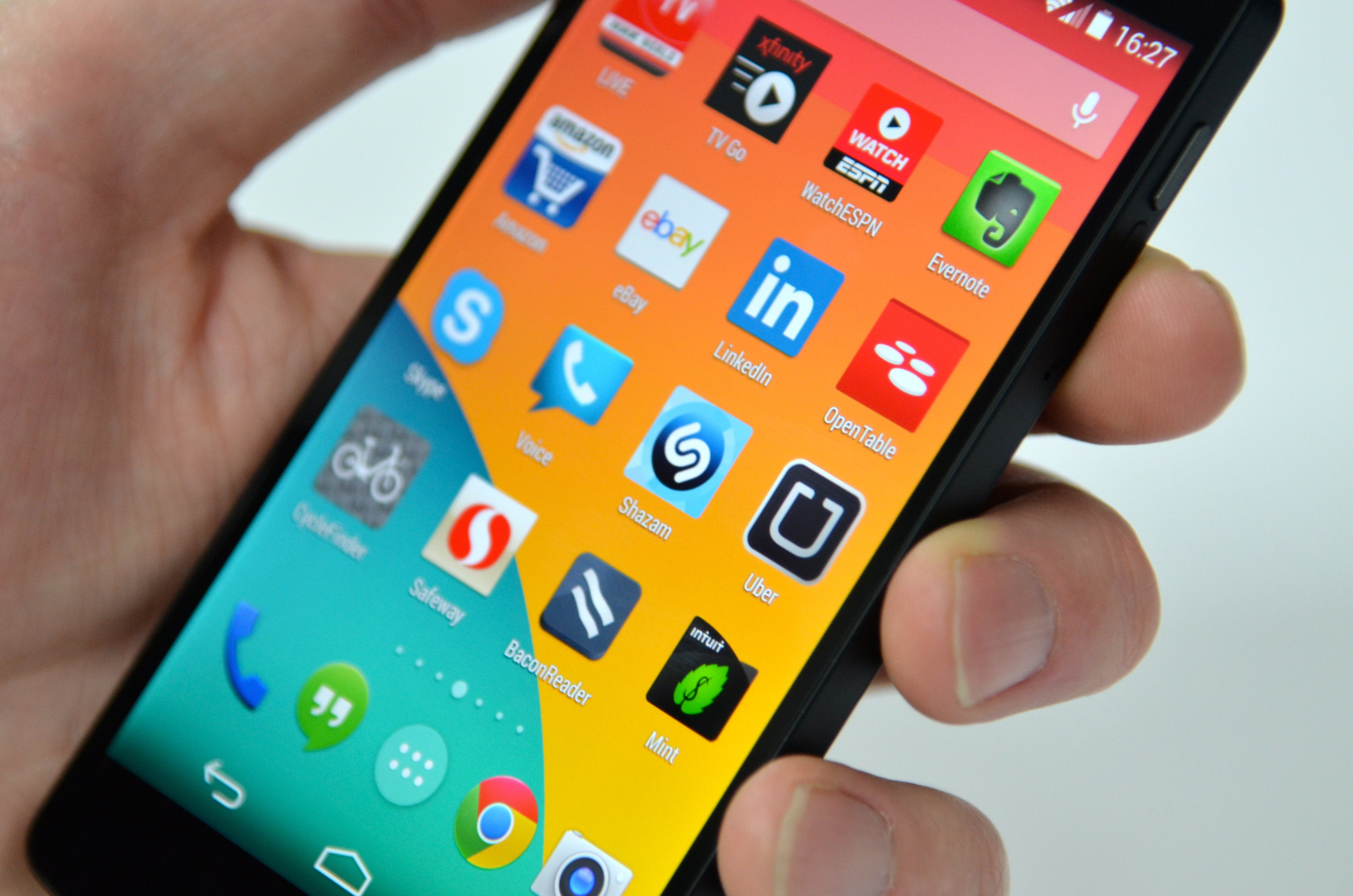 Phone New Applications For Android Phones google pushed developers to fix security flaws in 275000 android apps pcworld