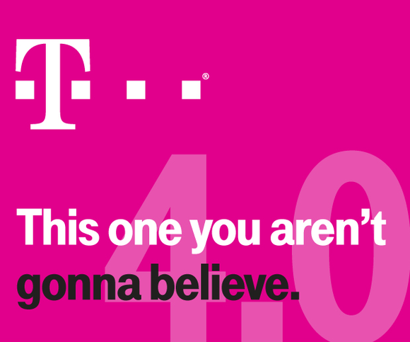 T-Mobile invitation