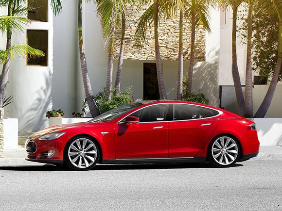 High-tech thieves used a relay attack to steal a Tesla Model S